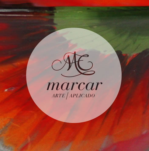 Marcar | Hand painted Art