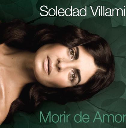 Soledad Villamil , Morir de amor | Music record album