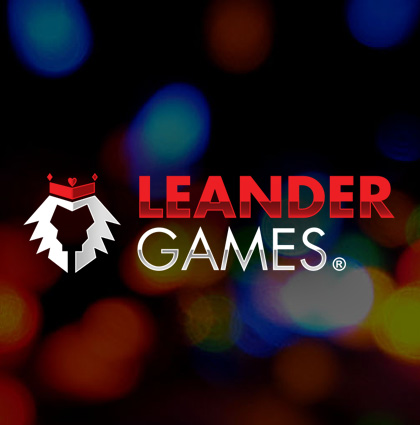 Leander games | Gaming company