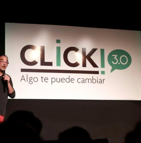 Click Argentina | Inspirational short talks Conference