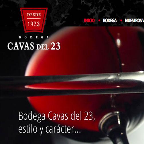 Cavas del 23 | Winery