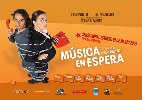 Música en espera | Film