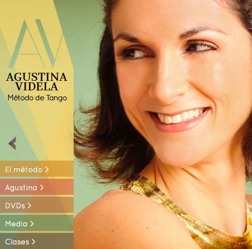 Agustina Videla – Método de tango | Tango teacher