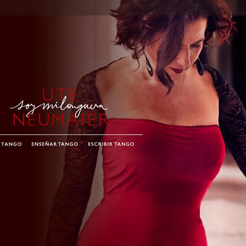 Ute Neumaier, Soy Milonguera | Teacher & Tango Dancer