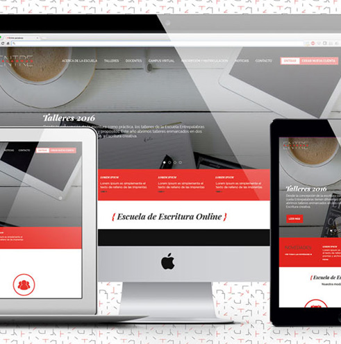 Entrepalabras | Online writing school
