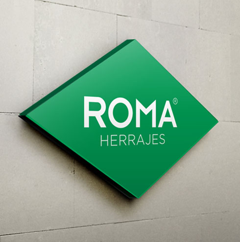 Herrajes Roma | Architectural hardware and fittings