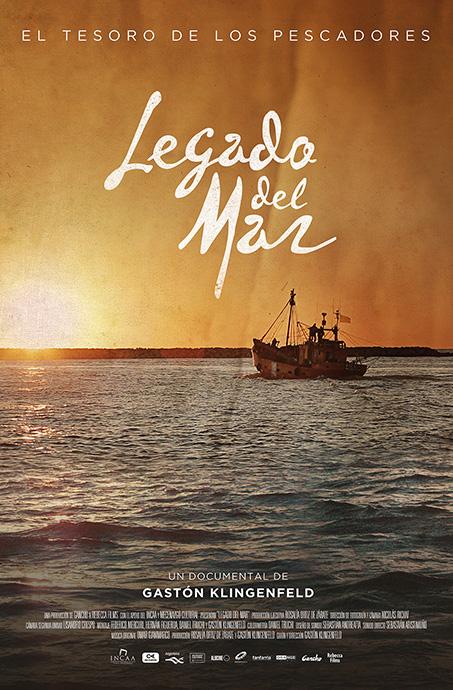 Legado del mar   Film