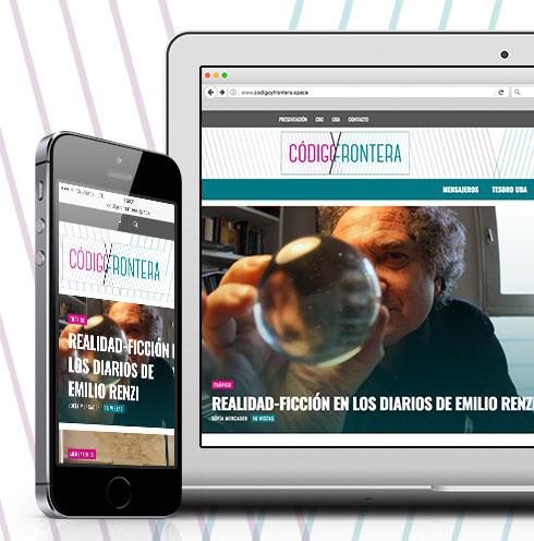 CBC UBA Código y Frontera | Digital magazine