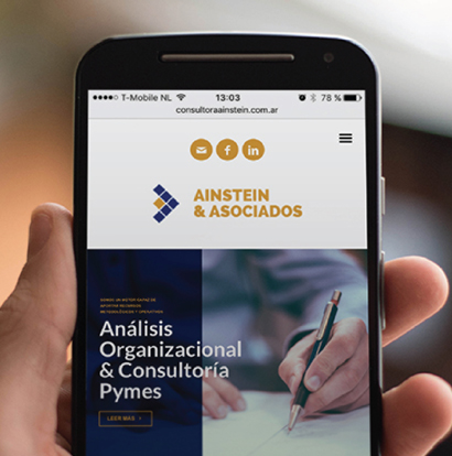 Ainstein & Asociados consultancy | Solutions for your business