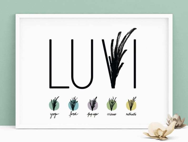 LUVI | yoga, food and lifestyle pop up events