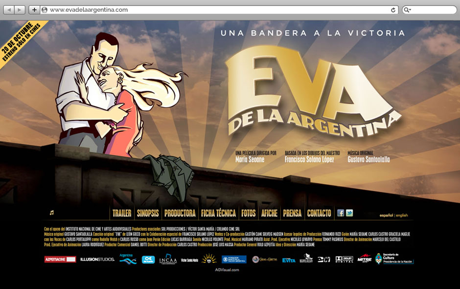 Eva de la Argentina