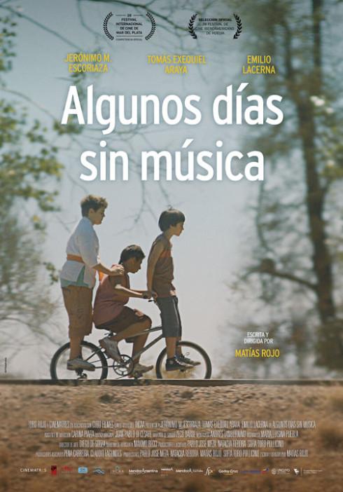 Algunos días sin música