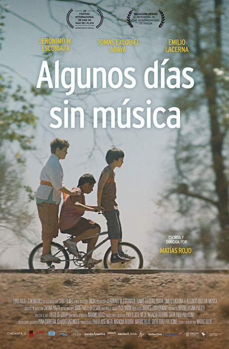 Algunos días sin música | Película