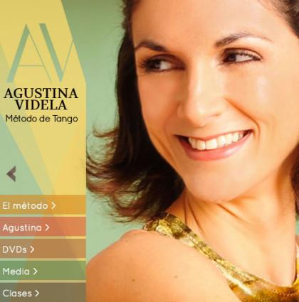 Agustina Videla |  Método de tango