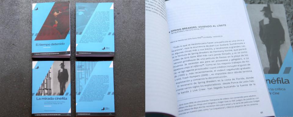 Libros publicados por el Festival