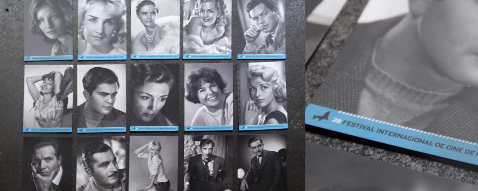 Serie de postales a partir de fotografías de Annemarie Heinrich