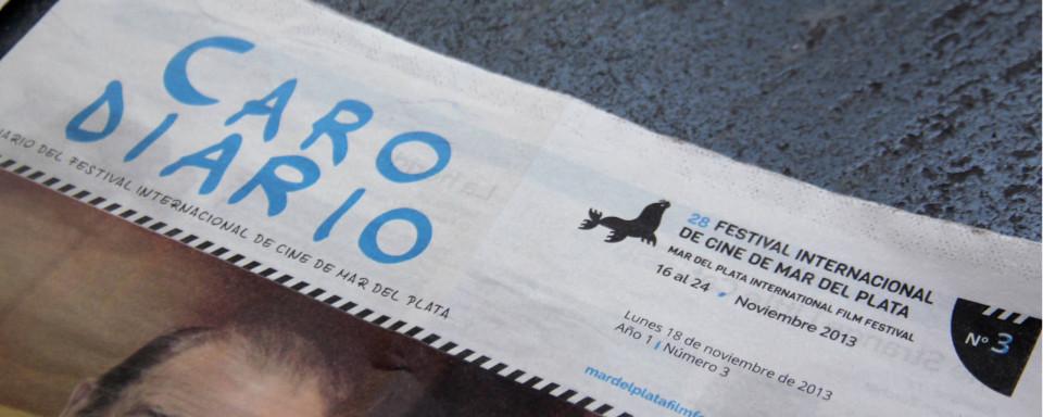 Caro Diario. Publicación del Festival