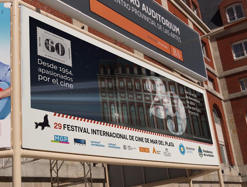Festival Internacional de Cine de Mar del Plata 2014