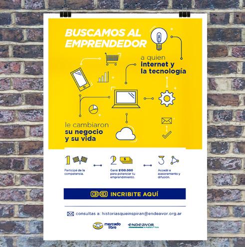 Endeavor & Mercado Libre | Desafío emprendedor