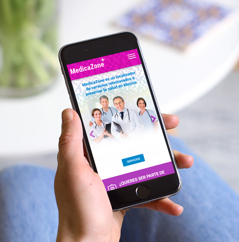 Medica Zone | Buscador de servicios de Salud para México