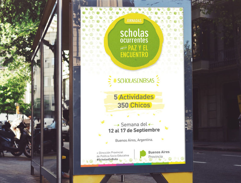 Jornada Educativa Scholas | Ministerio de Educación de la Provincia de Buenos Aires