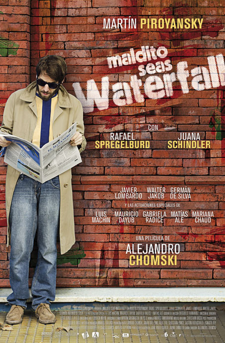 Maldito seas Waterfall | Película