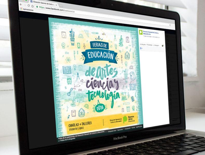 Feria de Artes, Ciencia y Tecnología | Ministerio de Educación de la Provincia de Buenos Aires