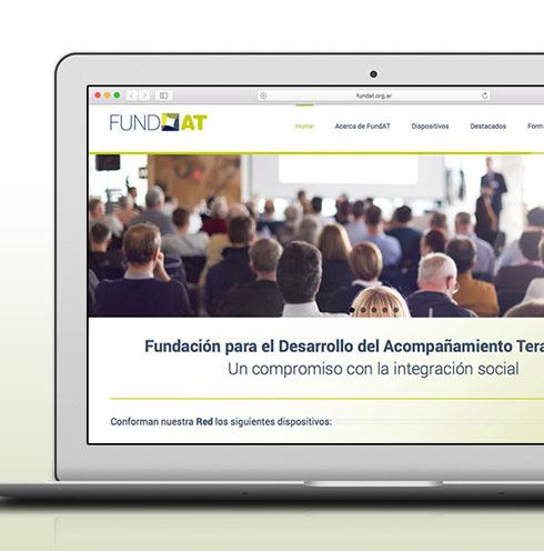 FundAT | Fundación para el desarrollo del acompañamiento terapéutico