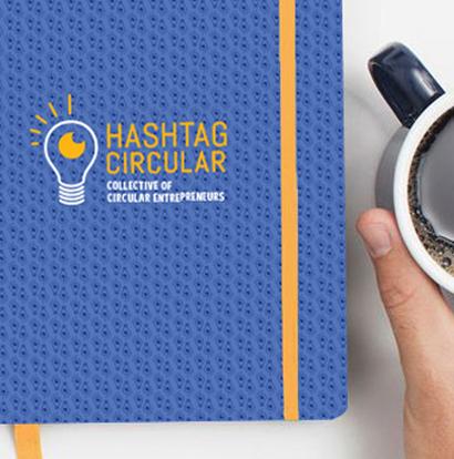 Hashtag circular | Únete al círculo