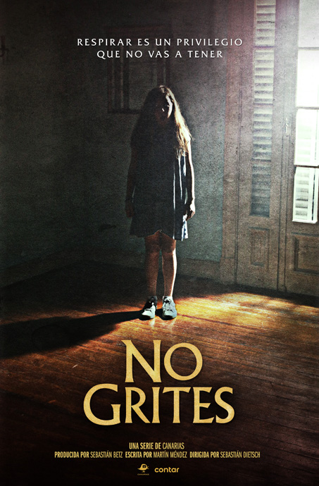 No Grites | Serie